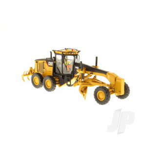 1:50 Cat 140M Motor Grader, Diecast Scale Construction Vehicle