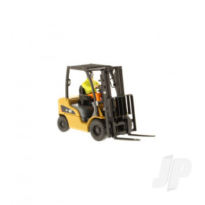 1:25 Cat DP25N Lift Truck, Diecast Scale Construction Vehicle