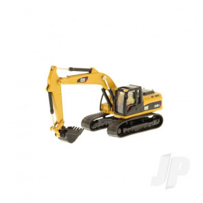 1:87 Cat 320D L Hydraulic Excavator, Diecast Scale Construction Vehicle
