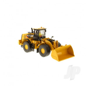 1:50 Cat 982M Wheel Loader, Diecast Scale Construction Vehicle