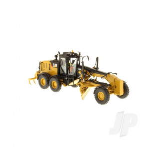 1:50 Cat 12M3 Motor Grader, Diecast Scale Construction Vehicle