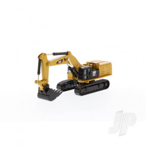 1:125 Cat 390F L Hydraulic Excavator, Diecast Scale Construction Vehicle