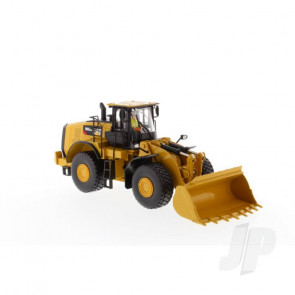 1:50 Cat 980M Wheel Loader, Diecast Scale Construction Vehicle