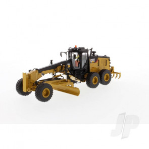 1:50 CAT 14M3 Motor Grader, Diecast Scale Construction Vehicle