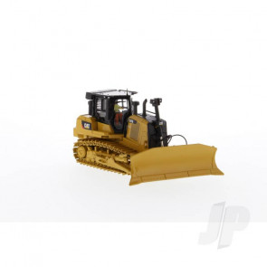 CAT D7E Track-Type Tractor, Pipeline Configuration, 1:50 Scale Diecast Construction Vehicle