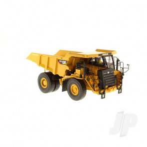 1:50 Cat 775G Off-Highway Truck, Diecast Scale Construction Vehicle