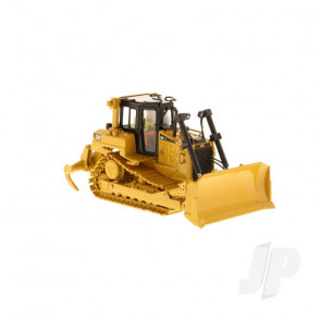 1:50 Cat D6R Track-Type Tractor, Diecast Scale Construction Vehicle