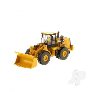 1:87 Cat 972M Wheel Loader, Diecast Scale Construction Vehicle