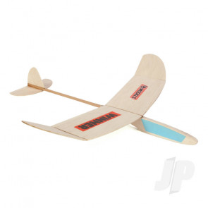 DPR Winner Glider Freeflight Balsa Model Aircraft Kit