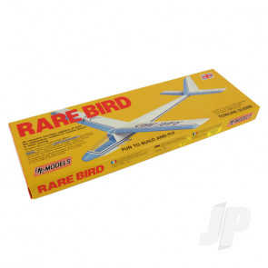 DPR Rare Bird Glider Freeflight Balsa Model Aircraft Kit