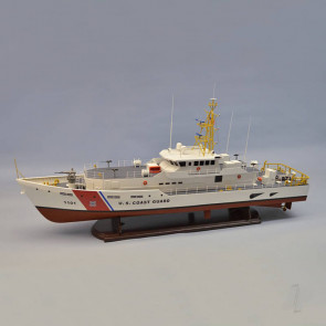 Dumas 1:48 USCG Fast Response Coast Guard Cutter RC Model Boat Ship Kit