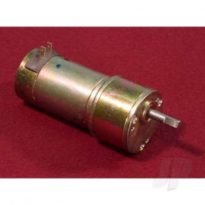 Dumas Myrtle/Mt. Washington Gear Head Paddle Motor (2029) For Model Boats
