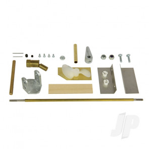 Dumas Short Stuff/ Vee Bottom Hardware Kit (2336) For Model Boats