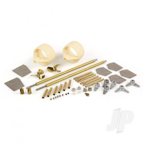 Dumas Running Hardware Kit For 2015 (2339) For Model Boats