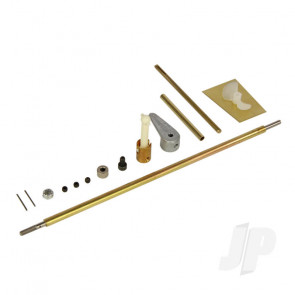 Dumas PT212 Hardware Set 1257 (2370) For Model Boats