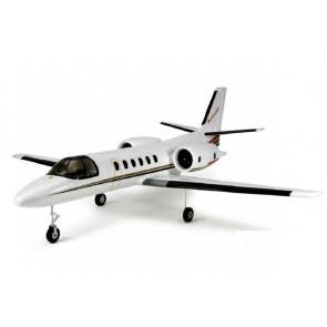 Cessna 550 Citation Turbo Jet V2 1180mm Retracts ARTF no Tx/Rx/Bat