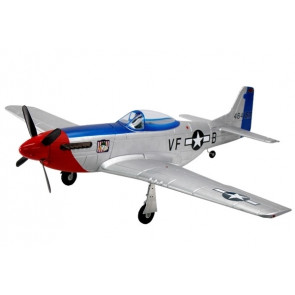 Dynam P51D Mustang Fred Glover 1200mm Warbird with Retracts no Tx/Rx/Bat