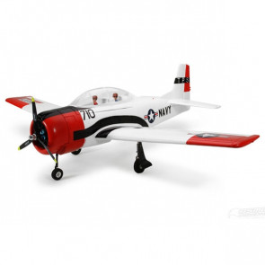 Dynam T28 Trojan V2 1270mm (no Tx/Rx/Batt) RC Model Plane