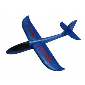 Mini Hawk Sky 500mm EPP Hand Launch Foam Chuck Glider Blue - Great Fun!