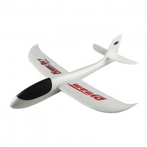 Mini Hawk Sky 500mm EPP Hand Launch Foam Chuck Glider White - Great Fun!
