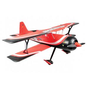 Dynam Pitts Model 12 Aerobatic RC Electric Biplane (1067mm) ARTF (no Tx/Rx/Bat) –Red