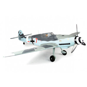 Dynam Messerschmitt BF109 ARTF 1270mm no Tx/Rx/Bat/Chg