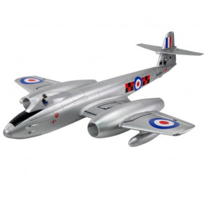Dynam Gloster Meteor Jet 1270mm Wingspan, Retracts PNP no Tx/Rx/Bat