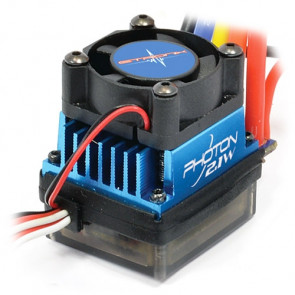ETRONIX PHOTON 2.1W 60AMP SPLASHPROOF BRUSHLESS ESC