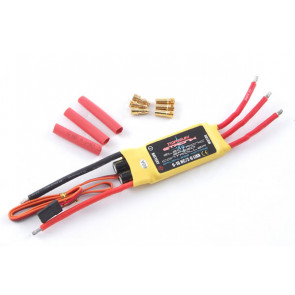 Top Gun Etronix 60A Brushless Speed Controller ET0157