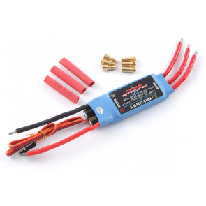 Top Gun Etronix 70A Brushless Speed Controller ET0158