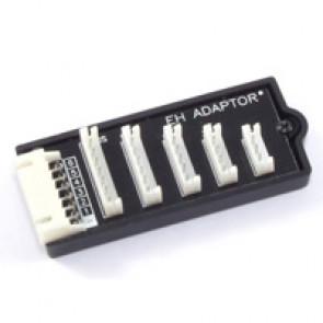 Etronix EH Balance Adaptor Board PP4 BANTA (Kokam,Robbe,Multi,Grau)