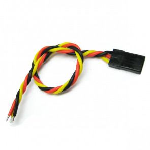 Etronix 15cm 22Awg Jr Twisted Servo Wire