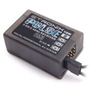 Etronix Pulse DSSS 3CH 2.4Ghz Receiver For ET1000
