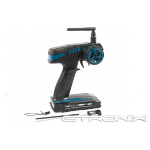 Etronix Pulse EX2G 2 Channel 2.4GHz Wheel Radio System ET1060