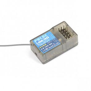 Etronix Pulse Fhss Receiver W/Gyro 2.4ghz For Et1132