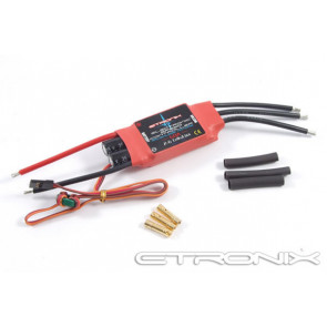Top Gun Etronix 60A Brushless ESC Speed Controller with 3A BEC
