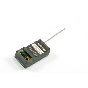 Volantex Exmitter 7 Channel 2.4 GHz Receiver for EX6 & EX7 Radio Systems