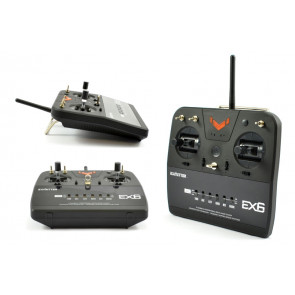Volantex Exmitter 6 Channel 2.4 GHz Digital Radio System - Superb Value!