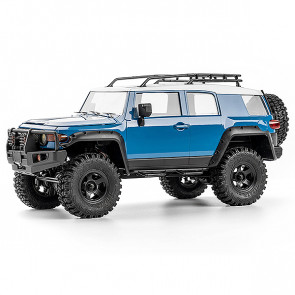 Eazy RC 1/18 Triton Rtr Scale Crawler W/Hard Body