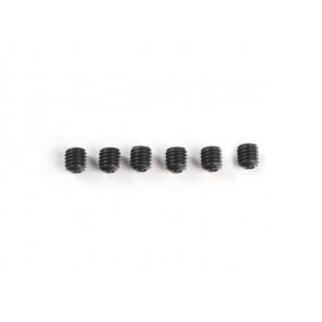 Fastrax M5 x 5 Grub Screw Set (6pcs) FAST123B