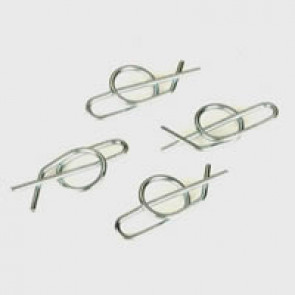 Fastrax Large Locking Body/Transponder Pins(4)