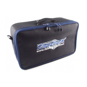 Fastrax 1/10th Car Carry Bag with Tool Compartment and Storage Pockets