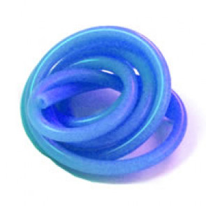 Fastrax Superflex Silicone Tubing Blue (1 Meter)