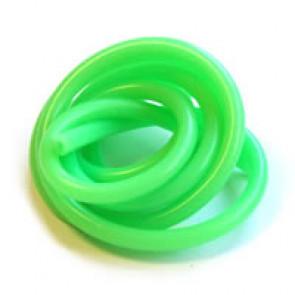 Fastrax Superflex Silicone Tubing Green (1 Meter)
