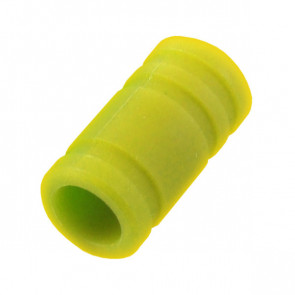 Fastrax 1/10th Pipe/Manifold Coupling Yellow