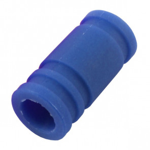 Fastrax 1/8th Pipe/Manifold Coupling Blue