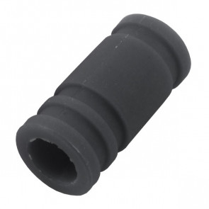 FASTRAX 1/8TH PIPE/MANIFOLD COUPLING BLACK