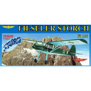 Fieseler Storch Fi156 RC Model Plane Kit - Mantua AvioModelli