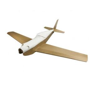 Flite Test Racer Speed Build Kit (1016mm)   RC Maker Foam Model Aircraft