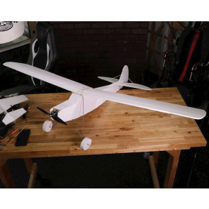 Flite Test Simple Storch Speed Build Kit (1460mm)   RC Maker Foam Model Aircraft